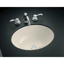 "View the Kohler K-2205 Caxton 17"" Basin Undermount Bathroom Sink at FaucetDirect.com."