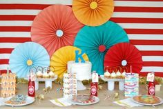 Circus Party on a Budget