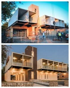 Luxury Shipping Container Homes. Elegant Luxury Shipping Container Homes. 20 top Shipping Container Houses No Lack Of Luxury Cargo Container Homes, Shipping Container Home Designs, Building A Container Home, Container Buildings, Container Architecture, Container House Design, Shipping Containers, Container Store, Architecture Design