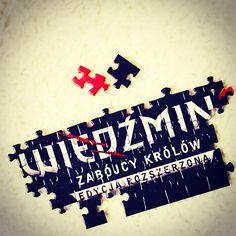 #wiedźmin #thewitcher #puzzle