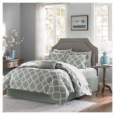 Becker 9 Piece Comforter Set with Sheet Set