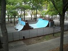 Image result for skateboard park in new york
