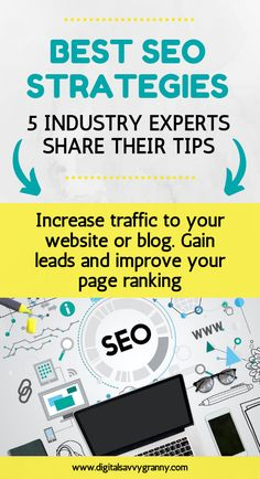 Learn SEO from the experts. Why struggle on your own? Implementing their tips and tricks means increased traffic to your website or blog, more leads in your funnel plus improving your ranking in the search engines.   Industry experts share what they know in this post; their tips and strategies so that you can master this with ease. #seo #seotips #seoforbeginners #seoforauthors #blog Writing Resources, Blog Writing, Writing A Book, How Seo Works, Seo For Beginners, Starting A Podcast, Seo Strategy, Thought Process, Seo Tips