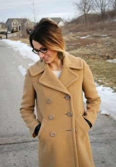 vintage-sweater-glasses-pencil-skirt-2.jpg (650×937)