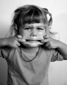 Grimace by Piece-Maker on DeviantArt Funny Photography, People Photography, Children Photography, Portrait Photography, Black And White Portraits, Black White Photos, Black And White Photography, Expressions Photography, Foto Baby