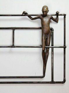 Sculpture Jesus Curia Perez