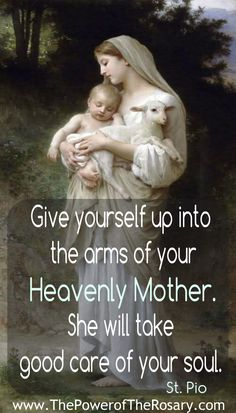Whoever Spread the Rosary is Saved! PIN TO SPREAD!  Also Join the 3D's! http://www.thepoweroftherosary.com/3ds.html