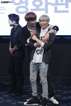Junhyuk and Sungwoon