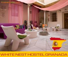 White Nest Hostel a Granada