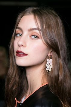 Beauty at Emporio Armani Spring / Summer 2016