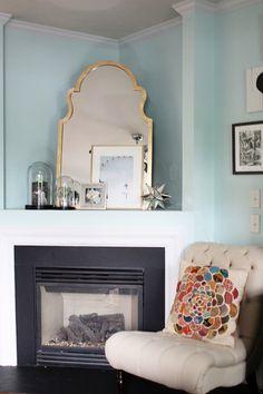 ¡Renueva ese espejo viejo,checa esta bellisima #Idea!