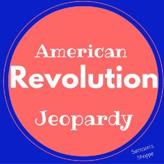 American Revolution essay: what questions could they ask about it in my interview?