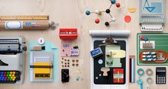 Present & Correct Papelería de diseño. http://presentandcorrect.com/