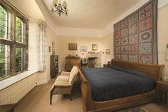 Missing a 4-poster - but lovely Medieval bed chamber, Ogle Castle