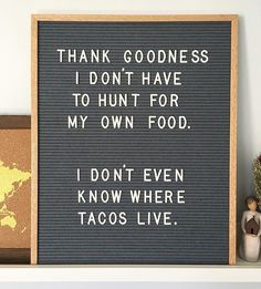 WEBSTA @ letterfolkco - All I know is I've got the Del Taco on lockdown during the zombie apocalypse. : @ash_nicholes