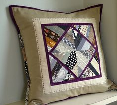my Elizabeth Taylor pillow & friend! by { House } of A La Mode, via Flickr