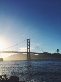Golden Gate Bridge, San Francisco, CA | #VSCOCam