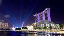 Singapore Night Sightseeing Tour with Gardens by the Bay and Bugis Street