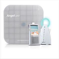 Angel Care - AC1100 Video, Movement & Sound Baby Monitor.. Like that it has video & movement sensors