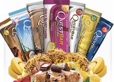 Get a Free Quest Bar sample . Quest Bars don't taste like shit. Gluten Free Protein Bars, Quest Protein Bars, Low Carb Protein Bars, High Protein, Lean Protein, Quest Bars, Quest Nutrition, Nutrition Bars, Nutrition Guide
