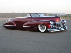 1947 Cadillac by Oz Kustoms