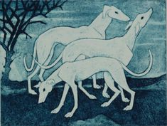 'Pwyll's Hounds' by Victoria Keeble