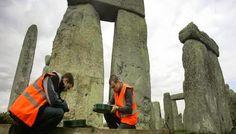 UFOLOGIA - OVNIS ONTEM: Pesquisadores encontram face oculta de Stonehenge ...