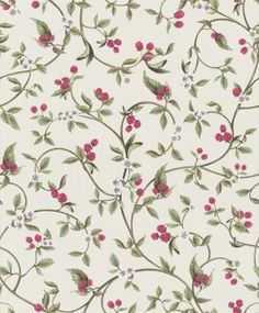 A pretty berry and flower curving trail design on a woven texture background. Shown here with the pink berries. Buy Wallpaper Online, Wallpaper Direct, Pink Wallpaper, Wallpaper Roll, Wall Wallpaper, Pink Bedroom Decor, Pink Bedrooms, Albany Wallpaper, Harry Styles Wallpaper