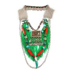 Desert Warrior necklace