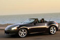 Nissan 370Z Roadster models - http://autotras.com