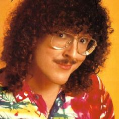 "How do you say that ""Weird Al"" Yankovic is one of your favorite artists of all time with a straight face?"