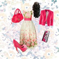 """""""A midsummer night"""" by betwarip on Polyvore"""