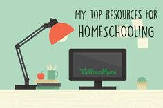 5 Favorite Practical Homeschool Resources (My Kids Love)  Try these practical and tested online homeschool resources, including a speed reading program, piano teacher, coding class, language instruction, and more.
