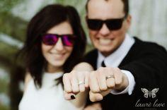 Courthouse wedding | lauré love photography - Jacksonville, NC couples photographer