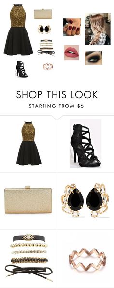 """""""idk"""" by ktbspa-and-loveislove on Polyvore featuring moda, La Regale, Bounkit y Charlotte Russe"""