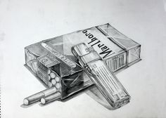 Pix For > Cigarette Pack Drawing Tumblr
