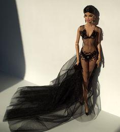 Karen Fashion OOAK Outfit for Fashion Royalty FR2 and Similar Dolls 13 | eBay