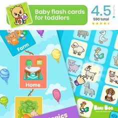 """🙂 Customer review: """"I'm a mum of 5 years old boy in Australia. My son was diagnosed with autism and he is non-verbal. I've been looking for app that could assist him learning and practicing speech. Recently I've found Bimiboo App and gave my son to play, surprisingly he loved the app """"baby flashcards"""" so much and he started to speak! I'm writing this feedback to say thank you to you and your team who created such a wonderful app!"""" — Ling. Educational Apps For Toddlers, Flashcards For Toddlers, Baby Flash Cards, 5 Year Olds, Old Boys, 5 Years, Autism, Give It To Me, Australia"""