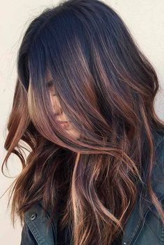 Beautiful Color Choices for Stunning Brunette Hair ★ See more: http://lovehairstyles.com/brunette-hair-color-choices/