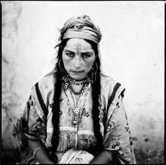 Mujer argelina c.1965 | Foto Marc Garanger | Musée du Quai.