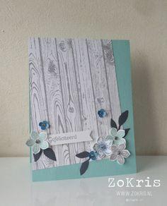 Stampin' Up! Petite Petals, Hardwood - ZoKris