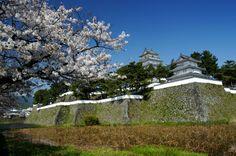 Shimabara Castle, Shimabara City Shimabara Peninsula (Unzen City, Shimabara City, Obama Town & Minami-Shimabara City) Castle ruins, temples and shrines