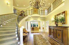 dentro casas bonitas casa imagenes lujosas grandes interior bonita entrada modernas interiores entradas desde caras pero google inside imagen lujo