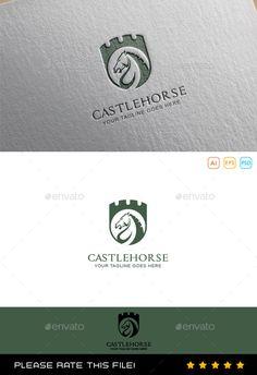 Horse Logo #black #elegance Download : https://graphicriver.net/item/horse-logo/9979705?ref=pxcr