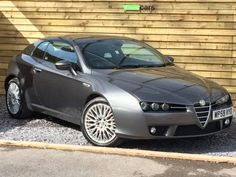 After a used Alfa Romeo Brera with all that style & a small price tag? Look to the range available at RAC Cars. Alfa Romeo Brera, Alfa Romeo 159, Touring, Metallic, Cars, Grey, Gray, Autos, Car