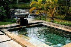 Balinese pool