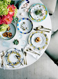 touch of color- anthropologie