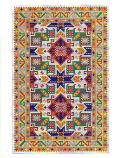 Cross Stitch Floss, Cross Stitch Samplers, Cross Stitching, Cross Stitch Embroidery, Blackwork Patterns, Embroidery Patterns Free, Cross Stitch Patterns, Needlepoint Designs, Palestinian Embroidery