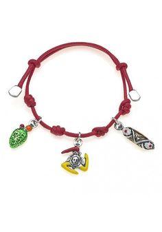 Gioielli Dop Colori di Sicilia Bracelet €79.00