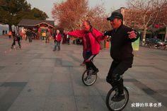 寂靜的單車世界: 單車環中國第106日 西湖到紹興